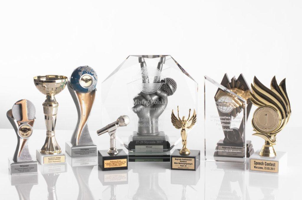 Nagrody za wystąpienia publiczne